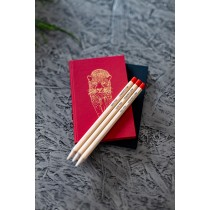 Bleistiftset «Swiss Wood»