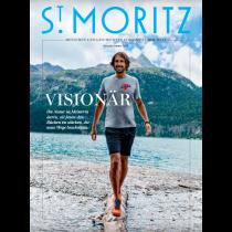 St. Moritz Magazin Sommer 2018