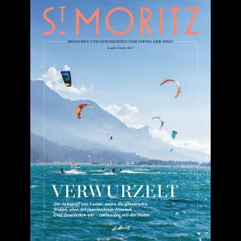 St. Moritz Magazin Sommer 2017