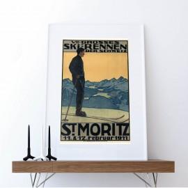 VII grosses Skirennen der Schweiz