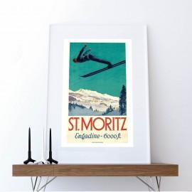 Skispringer