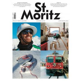 St. Moritz magazine - Views from the top