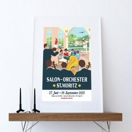 Salon Orchestera St. Moritz