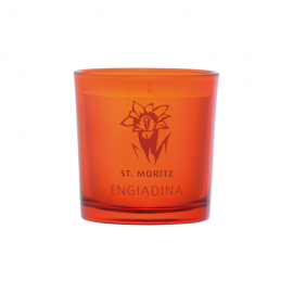 St. Moritz ENGIADINA scented candle