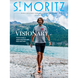 St. Moritz Magazine Summer 2018